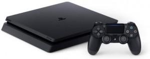 Sony PlayStation 4 Slim Console 500GB - Zwart + 1 controller voor €198