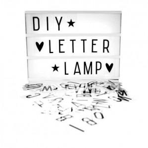Light letterbox 30 x 21 x 6 cm voor €9,99