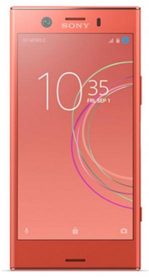 Sony Xperia XZ1 Compact G8441 (SIMLOCKVRIJ) - Roze voor €499