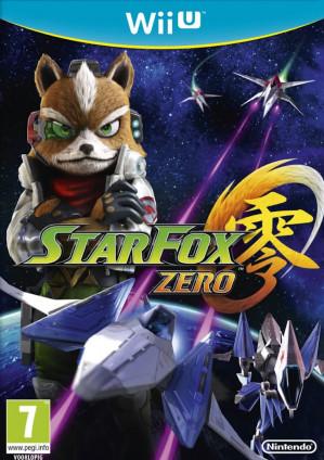 Star Fox Zero - Wii U voor €9,98
