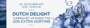 VIP-event Bataviastad tot 20% korting