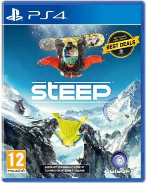 Steep - PS4 voor €19,99
