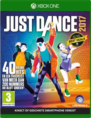 Just Dance 2017 - Xbox One voor €12,50