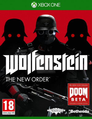 Wolfenstein The New Order Xbox One voor €1,96