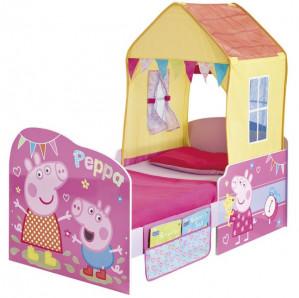 Peppa Pig Huisje - Bed - Roze voor €63,80