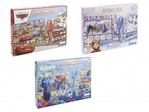 Clementoni Leerspellen Disney oa Cars, Finding Dory en Frozen voor €5 (ex €2,99 verzendkosten)