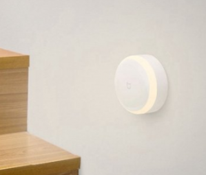 Xiaomi LED Smart Photosensitive nachtlampje voor €8,68 d.m.v. code