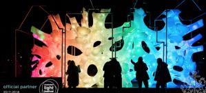 Rondvaart tijdens Amsterdam Light Festival + Onbeperkt Glūhwein voor €19,50