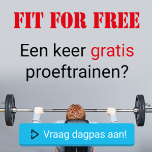 Dagpas of proefles FitForFree Gratis