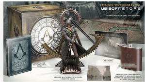 ASSASSIN'S CREED® SYNDICATE - BIG BEN COLLECTOR'S CASE voor €38,25 d.m.v. code
