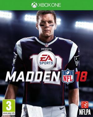 Madden NFL 18 voor €32,48