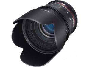 Samyang 50mm T1.5 Vdslr As Umc  geschikt voor Pentax Spiegelreflex voor €299