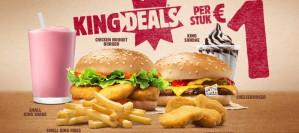 Diverse KingDeals voor €1