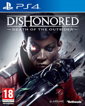 Dishonored Death of the Outsider PS4 voor €15,92