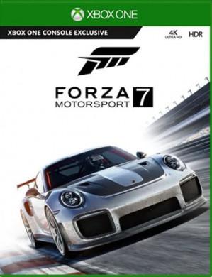 Forza Motorsport 7: Standard Edition  (Download Code) voor €46