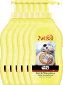 Zwitsal Star Wars Bad & Douche - 6 x 400 ml voor €10,99