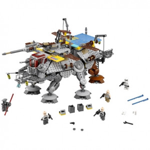 Star Wars Captain Rex´s AT-TE voor €80,49