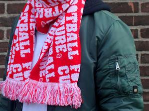 Gratis sjaal bij Footballculture