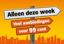 Albert Heijn Route 99 overzicht vanaf maandag
