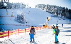 Dagje naar de sneeuw in Winterberg (incl. vervoer) voor €21,15 d.m.v. code