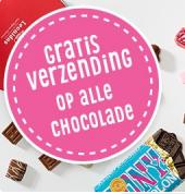 Hallmark verzending op alle chocolade Gratis