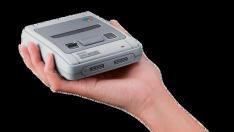 Nintendo console Classic Mini Super Nes voor €74,95