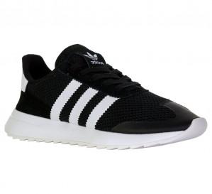 Adidas Flashback Sneakers Dames  Sportschoenen  Vrouwen - zwart/wit voor €39,99