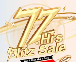 Blitz Sale bij Banggood 72 uur lang kortingen en acties