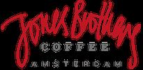 €10,-  bij Jones Brothers Coffee