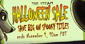 Halloween sale bij Steampowerd tot 50% korting