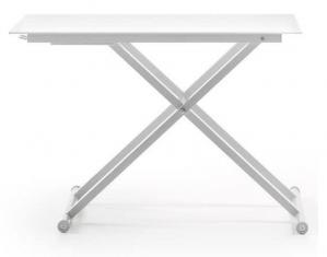 LaForma Flip - Bijzettafel - Wit voor €43,60