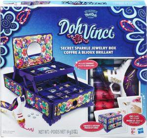 DohVinci Juwelenbox - Klei voor €17,98