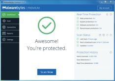 Malwarebytes Premium LIFETIME Anti-Malware key voor €35 bij bluejadeservices