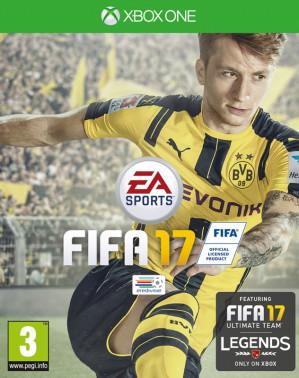 FIFA 17 voor €8,10