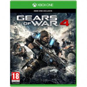 Xbox One Gears of War 4 voor €14