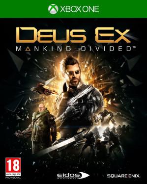 Deus Ex: Mankind Divided Day One Edition - Xbox One voor €8,90
