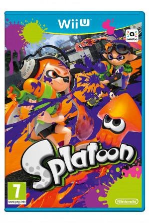 Nintendo SPLATOON voor €24,95
