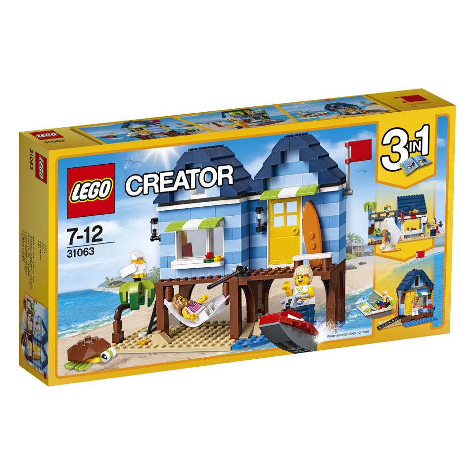 LEGO Creator Strandvakantie - 31063 voor €21,16