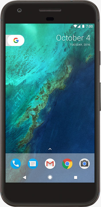 Google Pixel XL 32GB (SIMLOCKVRIJ) voor €489