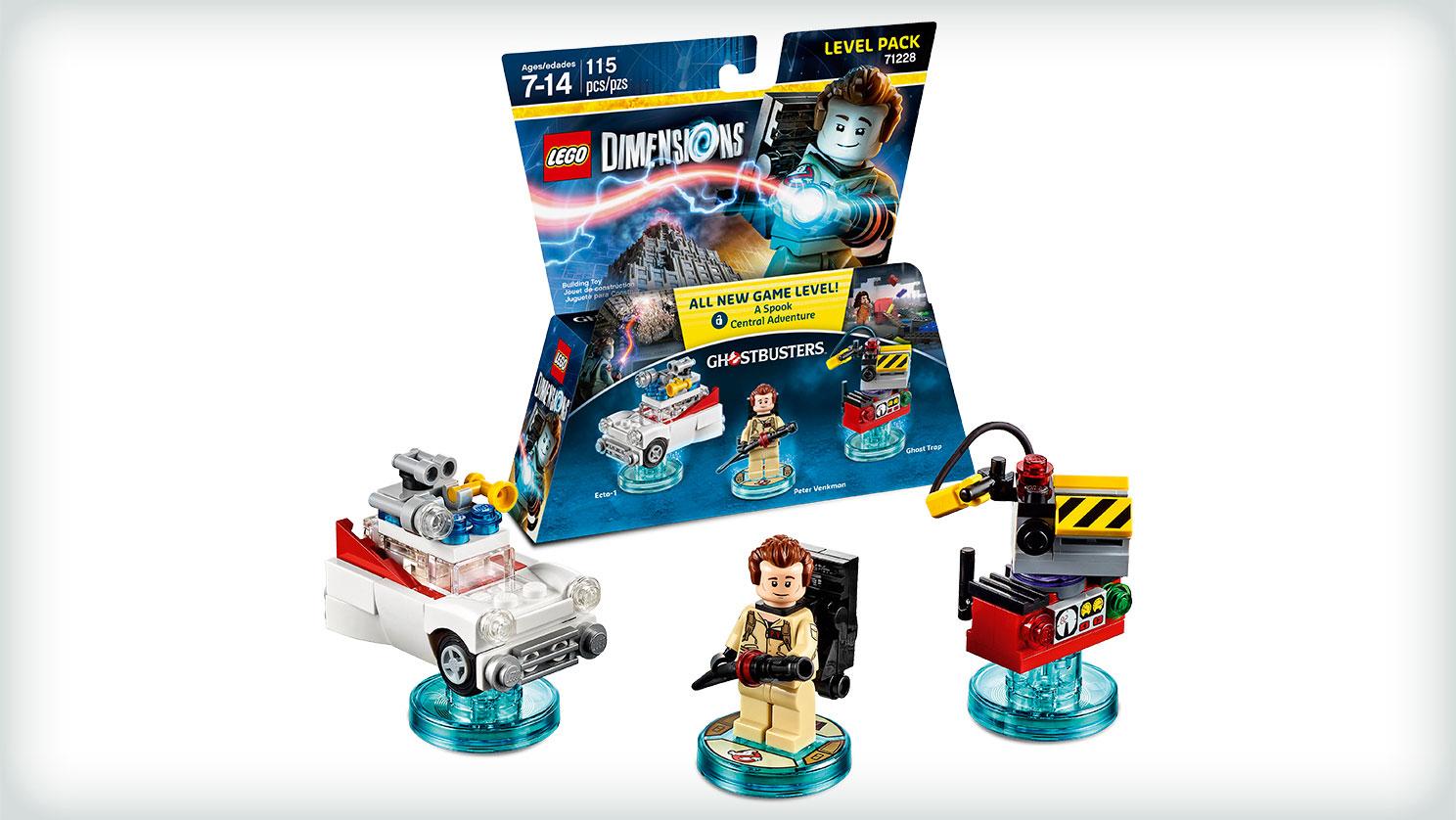 Diverse Lego Dimensions Startersets/Fun Pakketen vanaf €3,75 @ Lego Shop