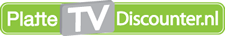 Kortingscode Plattetvdiscounter voor €50 korting op 15 geselecteerde nieuwe televisies