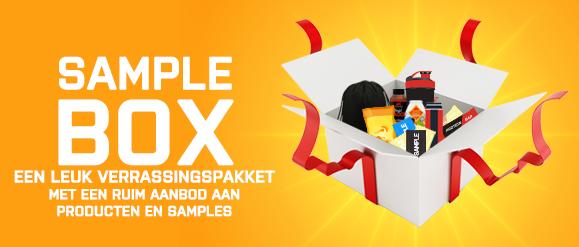 Try-Out Box proefpakket van XXL Nutrition voor €15
