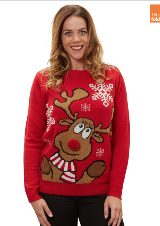 Foute kersttruien vanaf €9,99