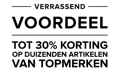 Sale bij De Bijenkorf met kortingen tot 30%