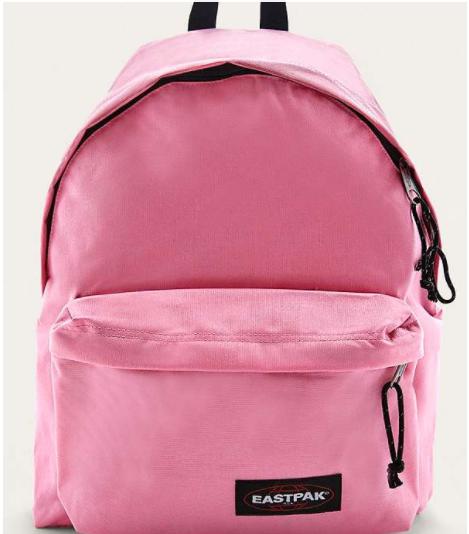Eastpak Coupled Pink Pak'R Backpack voor €20