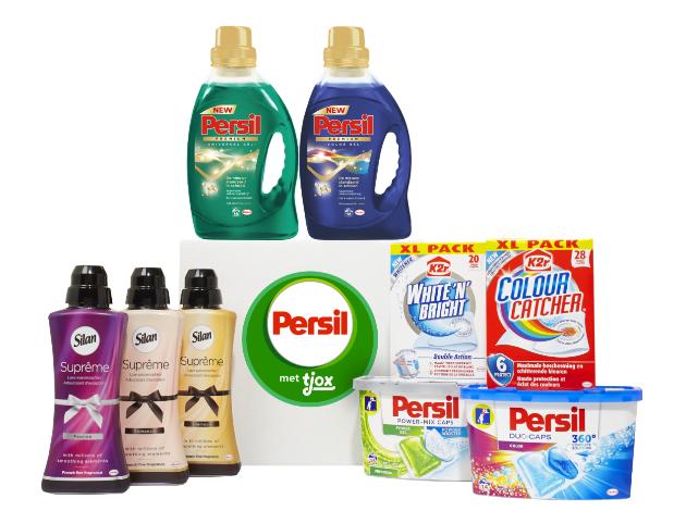 Probeer de Persilbox voor €25,95