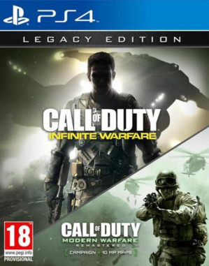 Call of Duty: Infinite Warfare - Legacy Edition - PS4 voor €29,99