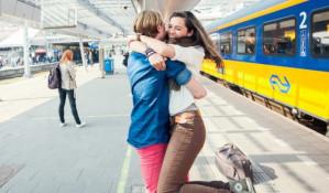2 NS-treinkaartjes (enkele reis) voor €20,50