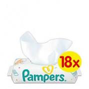 Pampers Babydoekjes met 50% korting