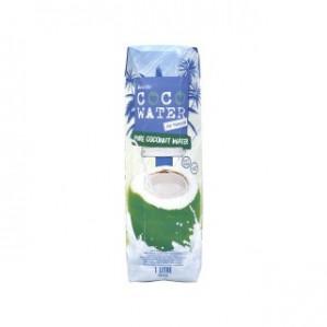 1 Liter Kokoswater voor €0,99